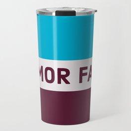 AMOR FATI - STOIC WISDOM Travel Mug