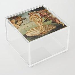 The Birth of Venus by Sandro Botticelli Acrylic Box