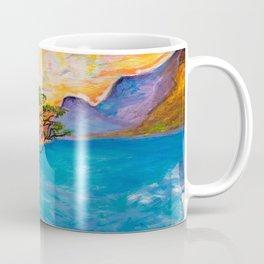 Sunset at Torrey Pines Coffee Mug