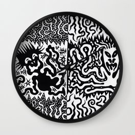 Lounge Act / Another Love Wall Clock