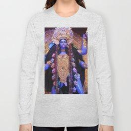 Maha Kali Long Sleeve T-shirt