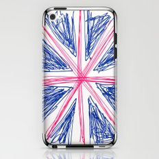 UK iPhone & iPod Skin