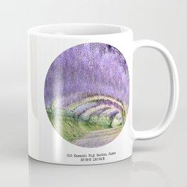 010: Kawachi Fuji Garden Coffee Mug