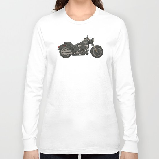 Fat Boy Toy Long Sleeve T-shirt