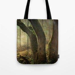 Mystic Woodland Tote Bag