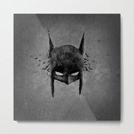 The bat guy Metal Print
