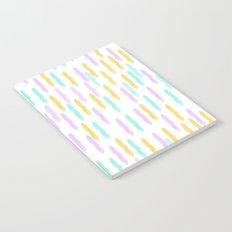 Hello Spring Pastel Pattern Notebook