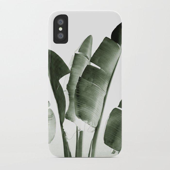 Traveler palm iPhone Case