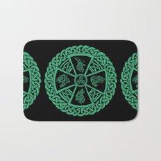 Celtic Nature Bath Mat