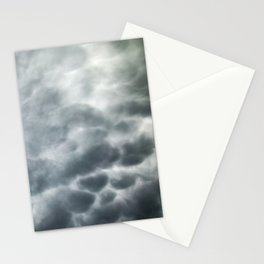 Mammatus Clouds 6 Stationery Cards