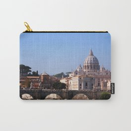 Panorama of Rome and Vatican Carry-All Pouch