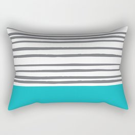 Read Between the Lines Rectangular Pillow