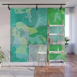 Tiled abstract Wall Mural