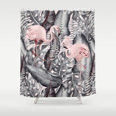 palm shower curtains | society6