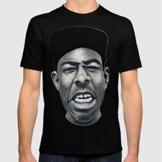 IFHY (Tyler the creator) Mens Fitted Tee MEDIUM Black