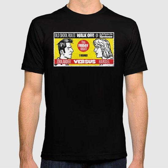 Zoolander VS Hansel Walk Off! T-shirt