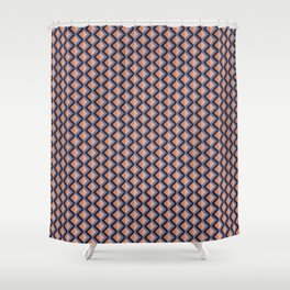 Geometric Pattern #010 Shower Curtain