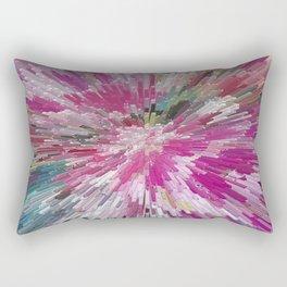 Abstract flower pattern 3 Rectangular Pillow
