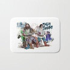 TALLS VS. SMALLS Bath Mat