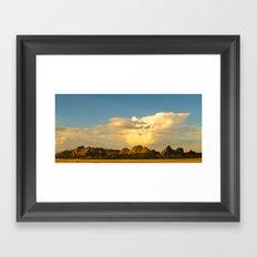 Home from California Framed Art Print