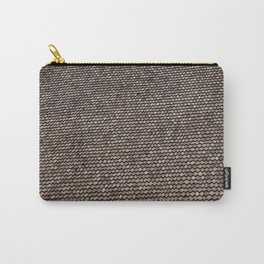 Roof pattern Carry-All Pouch