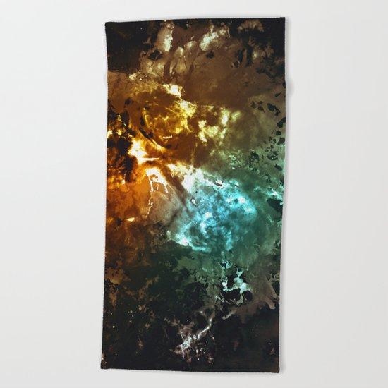 γ Regor II Beach Towel