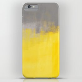 A Simple Abstract iPhone Case