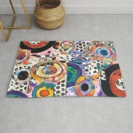 Symphony of Color by Raffa Rug