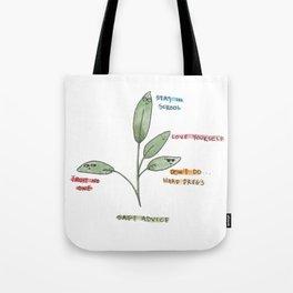 Sage Advice Tote Bag