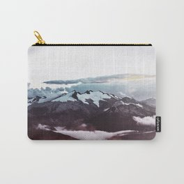 Faded mountain Carry-All Pouch