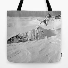 Mt.Fee Landscape series, Whistler BC Canada #3 of 5 Tote Bag