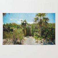 Pathway to Paradise Rug