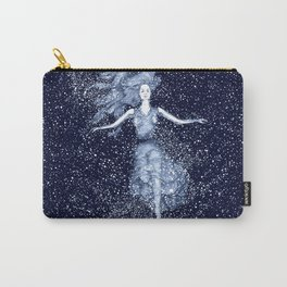 Starlight Swimmer Carry-All Pouch