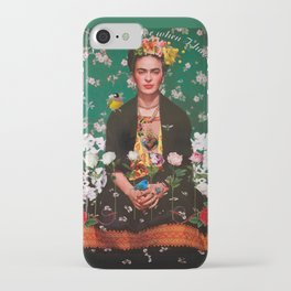Wings to Fly Frida Kahlo iPhone Case