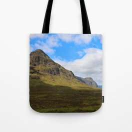 Highland Green Tote Bag