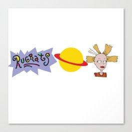 Rugrats Canvas Print