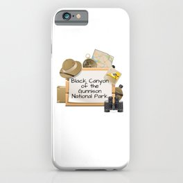 Black Canyon of the Gunnison National Park iPhone Case