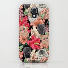 Because Cats Slim Case Galaxy S4