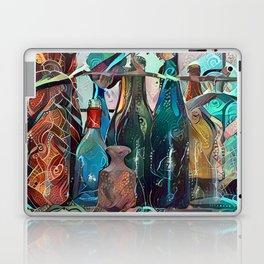 Bottle Collection Laptop & iPad Skin