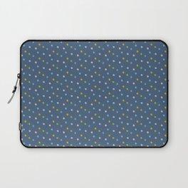 Festive Birthday Pattern Laptop Sleeve