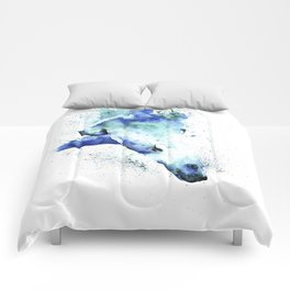 Polar Bear Diving - The Plunge Comforters