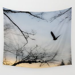 My Friend, The Eagle Wall Tapestry