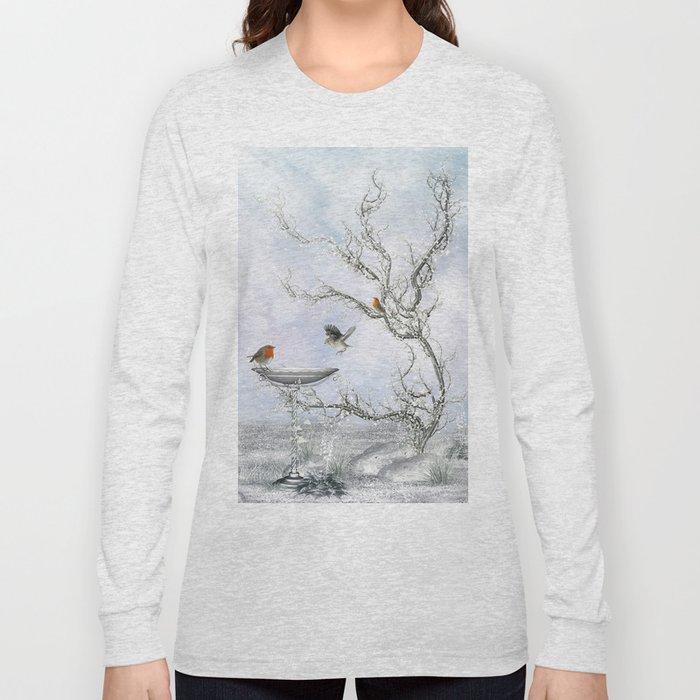 Winter Feeling Long Sleeve T-shirt