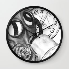 End Times Wall Clock