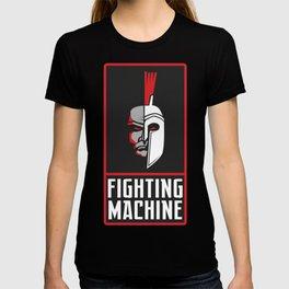 Fighting Machine 4 T-shirt