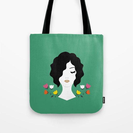 Evergreen Soul Tote Bag