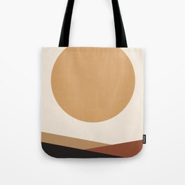 NUOVO GIORNO - the NEW DAY - Modern abstract art Tote Bag