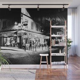 Café le Nazir (Montmartre; Paris) Wall Mural