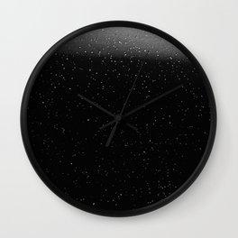 Night sky-27 Wall Clock