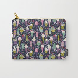 Summer Delights (dark) Carry-All Pouch